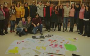 Taller de autoconocimiento en IES Alfredo Kraus Madrid