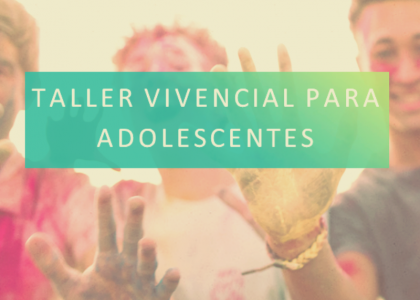 Taller para adolescentes en Madrid
