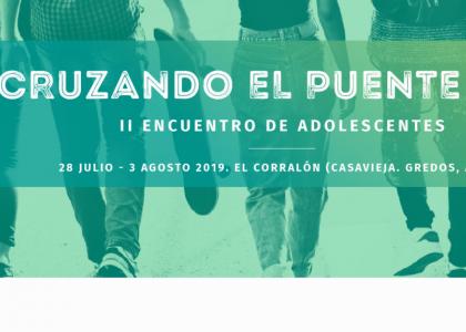 Encuentro Adolescentes 2019