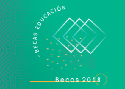Becas Educación 2018